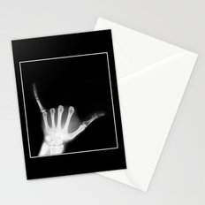 Hang Loose X-Ray Stationery Cards