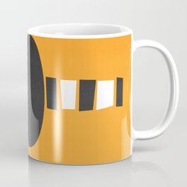 Retro Guitar Coffee Mug