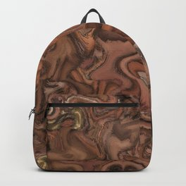 Abstract of Life Painting Backpack