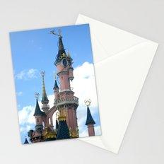 Disneyland Castle Paris Stationery Cards
