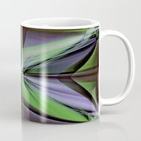 ornate Mugs featuring Ornate by Sartoris ART