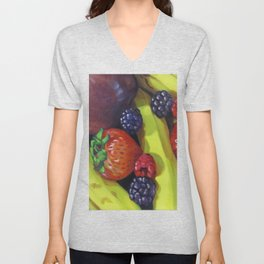 Fruit Bunch Unisex V-Neck