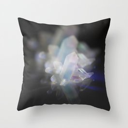 Crystal Dream - 2 Throw Pillow