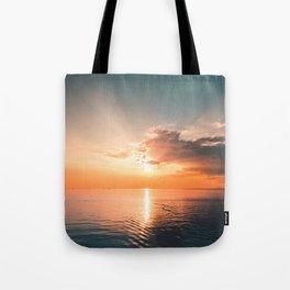 Whitehaven Sunset Tote Bag