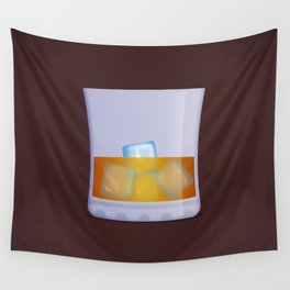 Whiskey Wall Tapestry