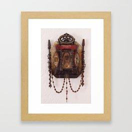 Nemo Nisi Mors Framed Art Print