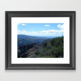 Hawaii 1  Framed Art Print