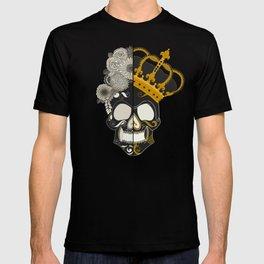 The Skull Equals T-shirt
