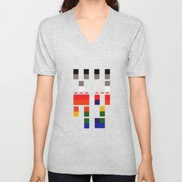 I Will Try To Fix You Unisex V-Neck