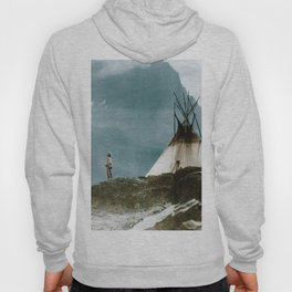 Echoes Call - American Indian Camp Hoody