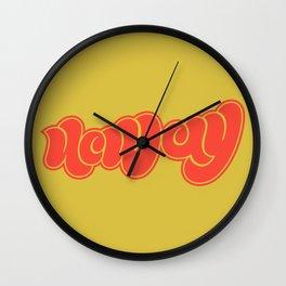neway Wall Clock
