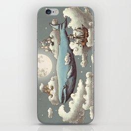 Ocean Meets Sky iPhone Skin