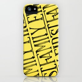 Family First iPhone Case