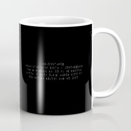 Dream Stave Coffee Mug