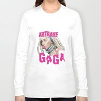 artrave Long Sleeve T-shirts featuring ArtRave by Marcelo BM