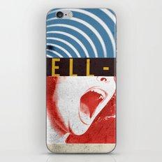 Hell-O iPhone Skin