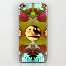 Speak iPhone & iPod Skin