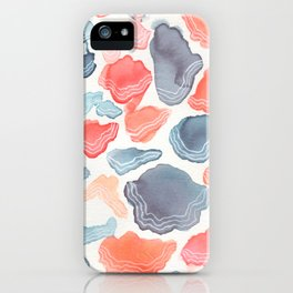 atardecer marino iPhone Case