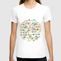 colombia T-shirts featuring Colombia by Menina Lisboa