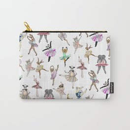 Animal Ballerinas Carry-All Pouch