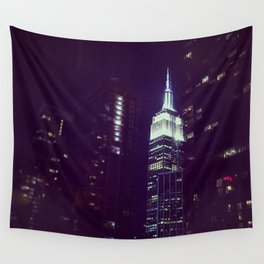 Evening Empire Wall Tapestry