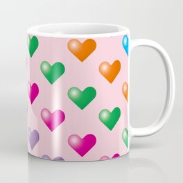 Hearts_F03 Coffee Mug