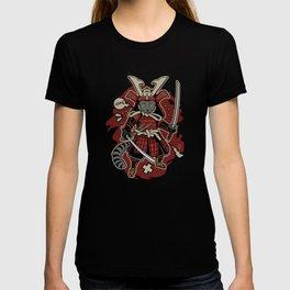 Samurai Cat - Revenge T-shirt