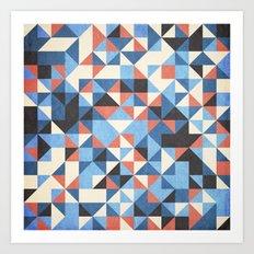 pattern #24 Art Print