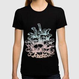 Rainbow Pine Cone T-shirt