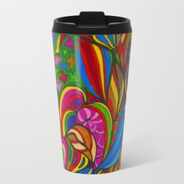 Multi Colored Muse Travel Mug