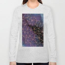 Ultraviolet Storm Long Sleeve T-shirt