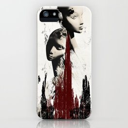 The Great Below iPhone Case