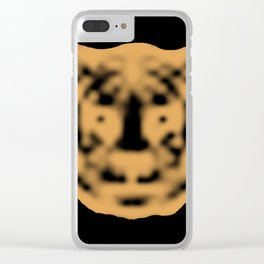 Pixel Tiger of Tomorrow's Download Clear iPhone Case