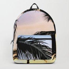 Florida Beach Palms Backpack
