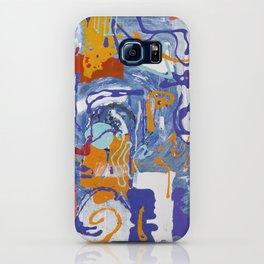 Shamanic Painting 01 iPhone Case