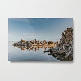 Rock Salt Metal Print