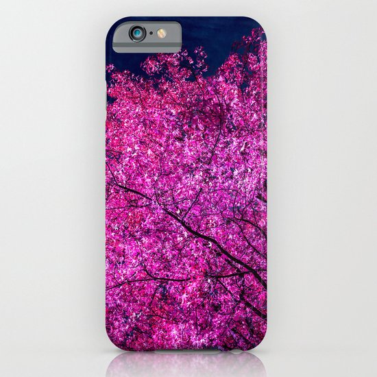 violet tree IV iPhone & iPod Case