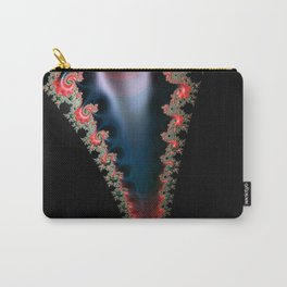 Mandelbrot Zip Carry-All Pouch