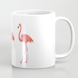 We Flamingo Well Together Coffee Mug