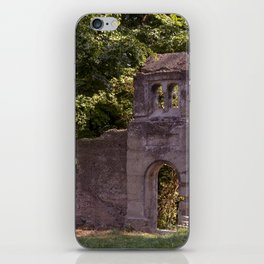 The old entrance iPhone Skin