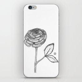 Blooming Is Effortless iPhone Skin