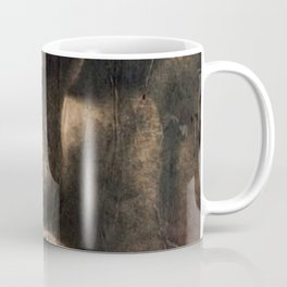 disappear until mourning.. Coffee Mug