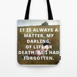 christina's cargo Tote Bag