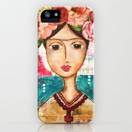 Coco's Closet - Inspired by Frida iPhone Case