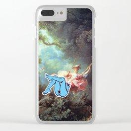 Swingin' Clear iPhone Case