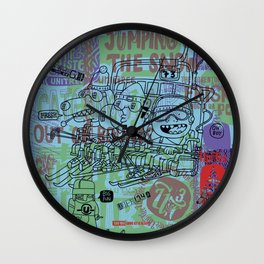 Unitree One Wall Clock