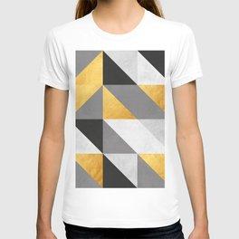 Gold Composition I T-shirt