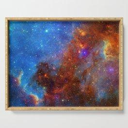 North America Nebula NGC 7000 Caldwell 20 Serving Tray