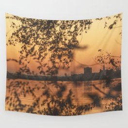 Faded Days Wall Tapestry