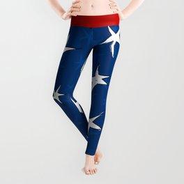 Cult paper stars Leggings